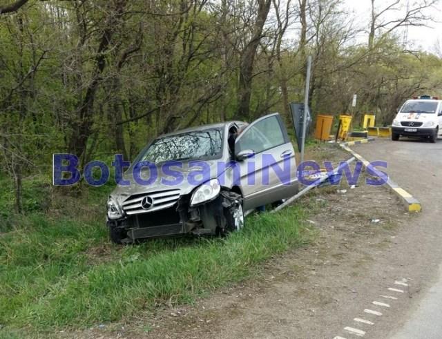 accident Baisa- Botosani