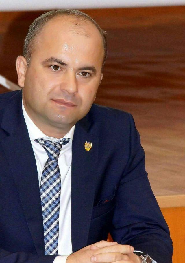 Lucian Trufin, senator, stiri, botosani, psd