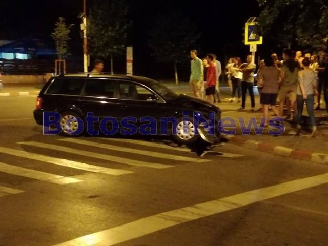 accident laurian - botosani 1