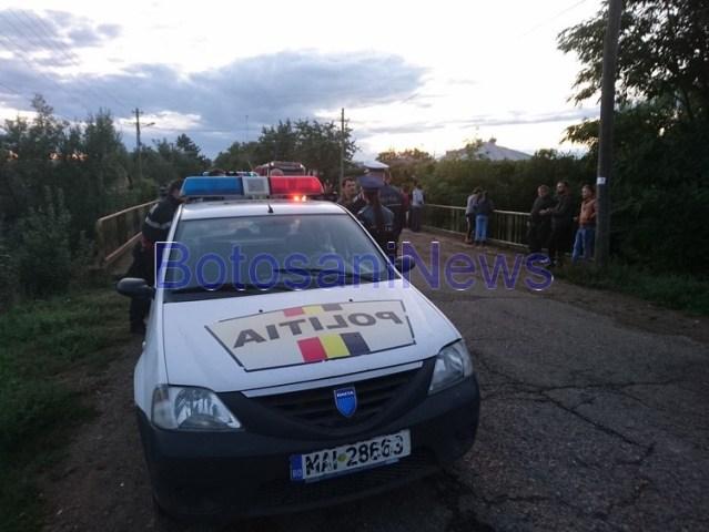 accident albie rau vorona politie, stiri, botosani