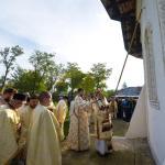 resfintire biserica, botosani, stiri, draguseni, botosani, mitropolitul teofan