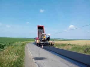 asfaltare cristesti - botosani