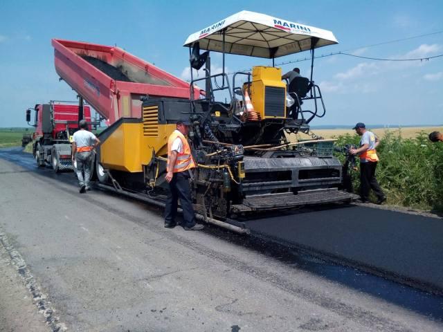 asfaltare lucrari cristesti, stiri, botosani