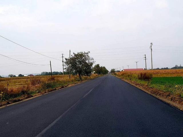 drum judetean, modernizare, asfaltare , botosani, stiri