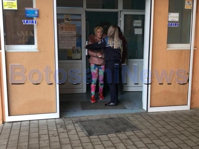 Loredana Flutur la UPU, crima Botosani
