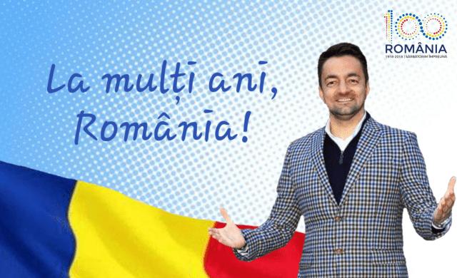 mesaj deputat Razvan Rotaru de Ziua Nationala a Romaniei, stiri, botosani