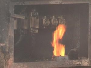 panou electric, incendiu, stiri, botosani