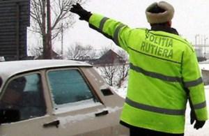 politia rutiera iarna, stiri,botosani