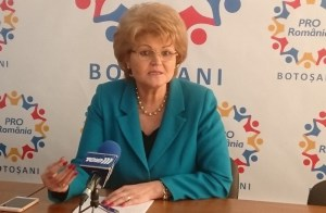Mihaela Hunca , deputat Pro Romania de Botosani