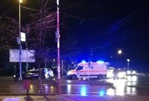 accident bulevardul mihai eminescu, botosani