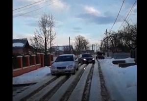 drum necuratat in comuna Corni- Botosani