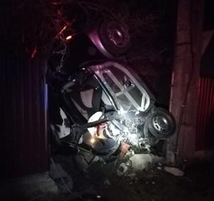 accident saveni- Botosani