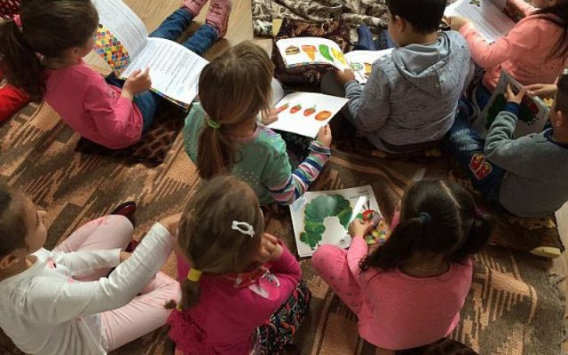 fiecare copil merita o poveste la Botosani