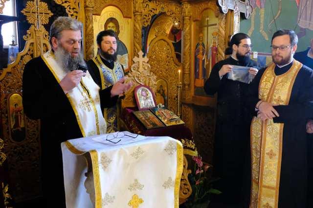 preot nou la Vorona- Botosani