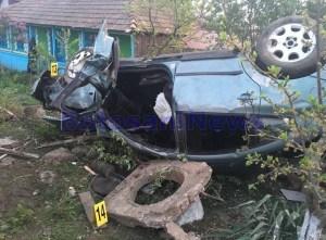 accident mortal de Paste la Hlipiceni- Botosani