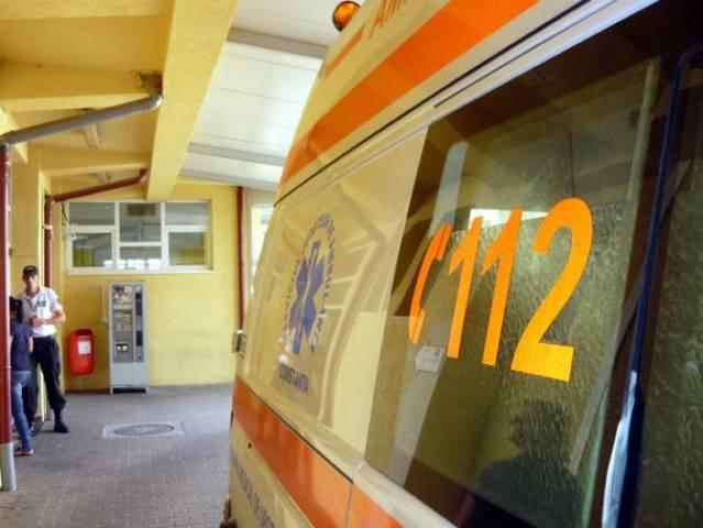 ambulanta 112 la spital