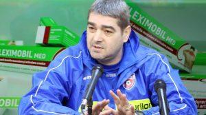 liviu ciobotariu, antrenor FC Botosani