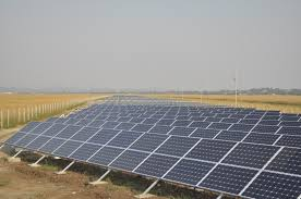 parc fotovoltaic la Darabani- Botosani