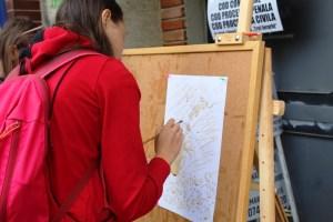 concurs de pictat cu cafea la `La barista` Botosani