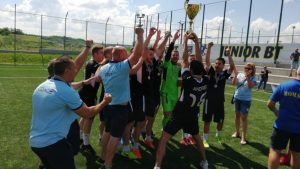 campionat de miniftobal la Botosani - castigatori