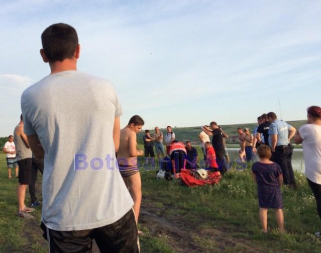 copil inecat in Baseu la Saveni- Botosani