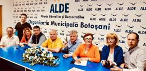 ALDE Botosani- conducere