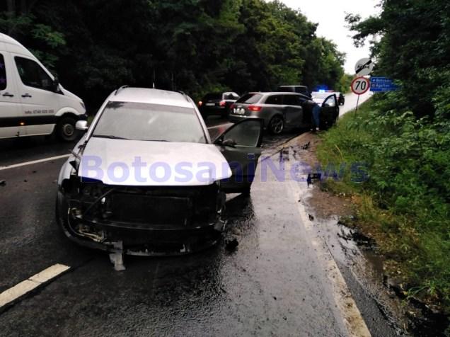 accident in padurea de la Baisa- Botosani (1)