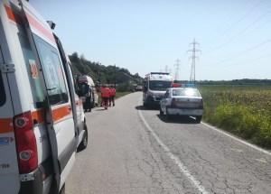 accident produs de un tanar din Botosani la Tulcea (2)