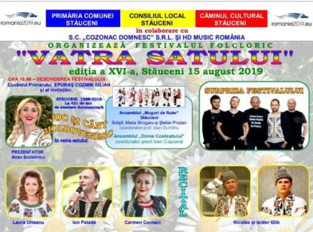 festival stauceni- botosani