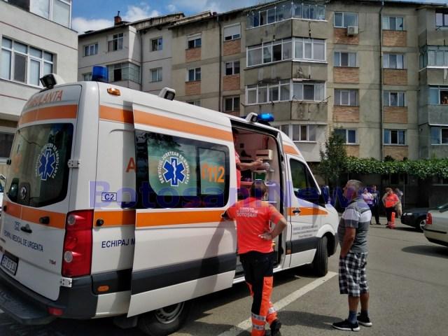 profesorul Dorel Ancuta, gasit mort in apartamentul sau din Botosani