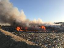 incendiu groapa stauceni (2)