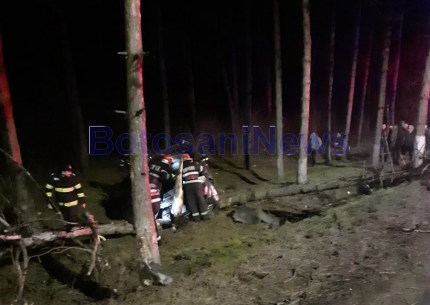 accident la Dorohoi (4)