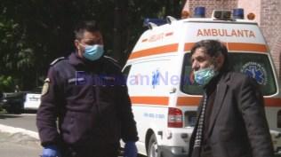 politie jandarmi bolnav covid spitalul judetean 1