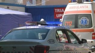 politie jandarmi bolnav covid spitalul judetean 2