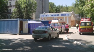 politie jandarmi bolnav covid spitalul judetean 3