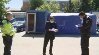 politie jandarmi bolnav covid spitalul judetean 9