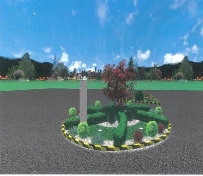 concurs peisagistica sens giratoiu 1