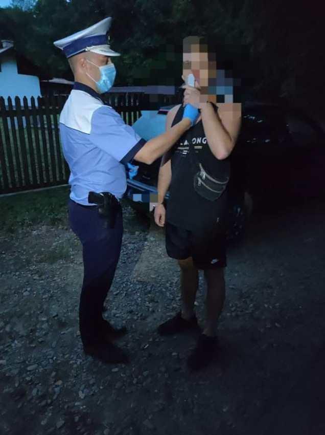 politie soferi drogati botosani