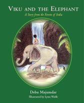 Viku and the Elephant cover