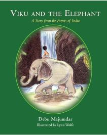 Viku and the Elephant cover