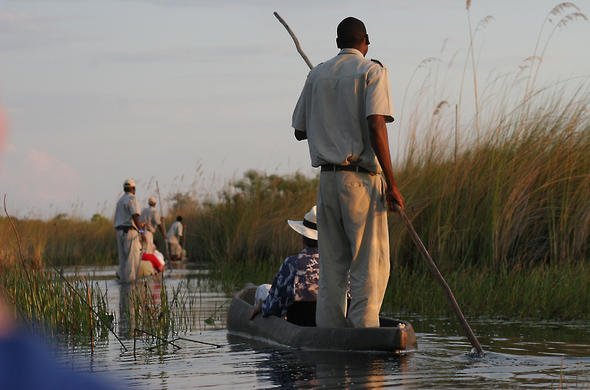 Mokoro Ride, Okavango Delta, Botswana - travel destinations, africa destinations, travel tips, travel ideas, travel hacks, travel guide, road trip, adventure travel, bucket list, south africa