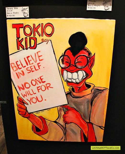 """""""Tokyo Kid"""" Patrick C. Louie"""