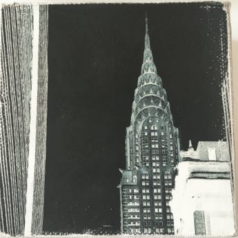 Dawna Anders - Chrysler Building