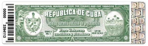 Sello Cubano 2009