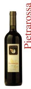 IGT Pietrarossa Tuscan red wine
