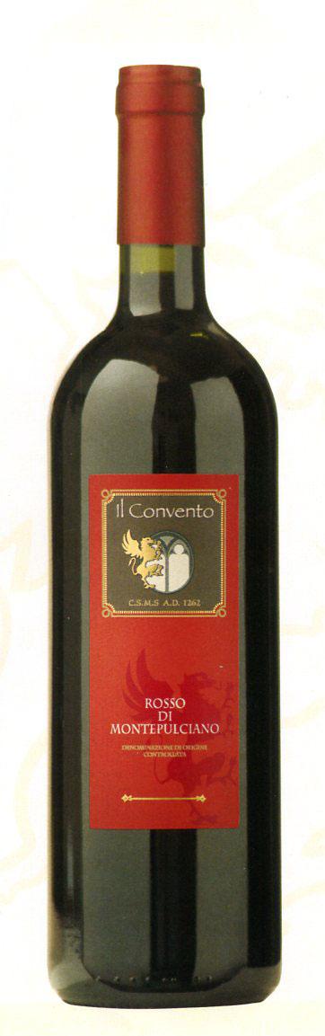 DOCG Rosso di Montepulciano red wine