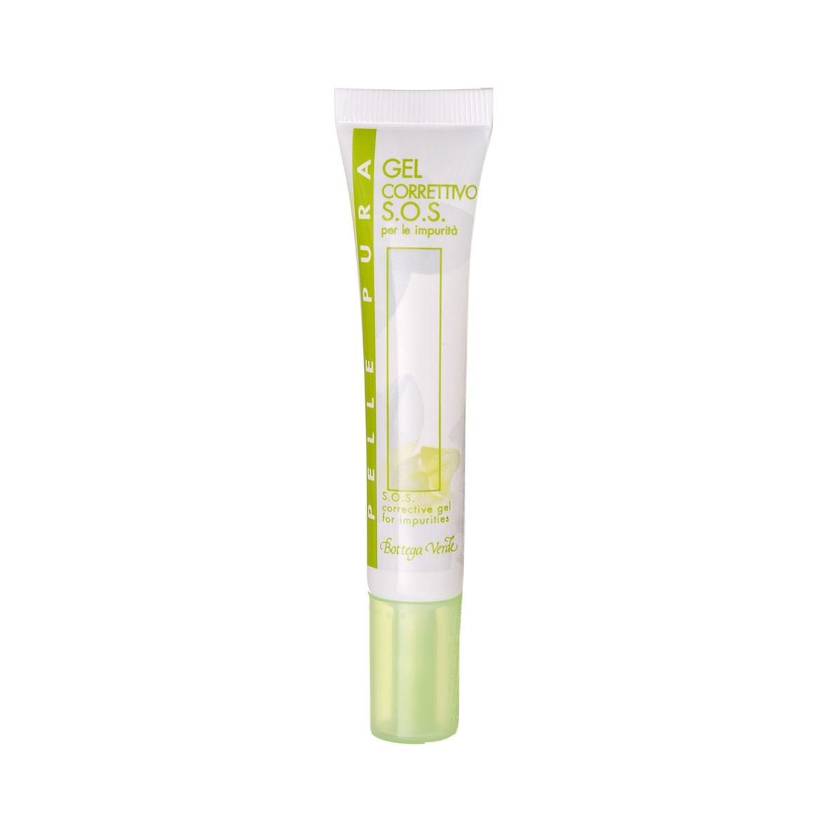 Pelle Pura - Gel correttivo S.O.S. per le impurità (15 ml)