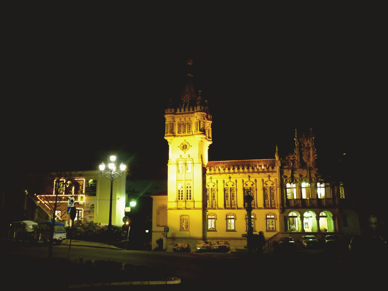 Sintra - by night