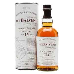 Whisky Balvenie 15 Sherry Cask Single Barrel Cl 70