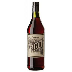 Berto Vermouth Rosso 1 Lt